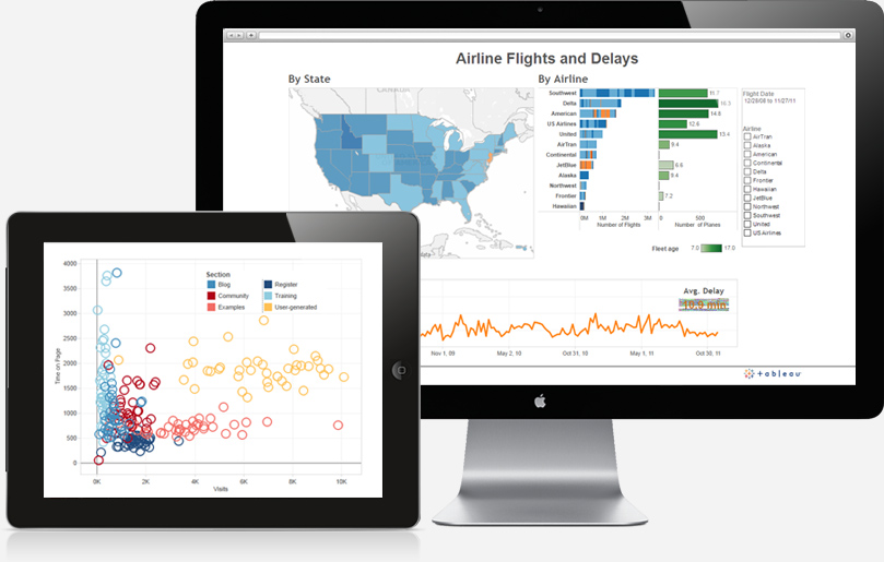tableau desktop data analysis software